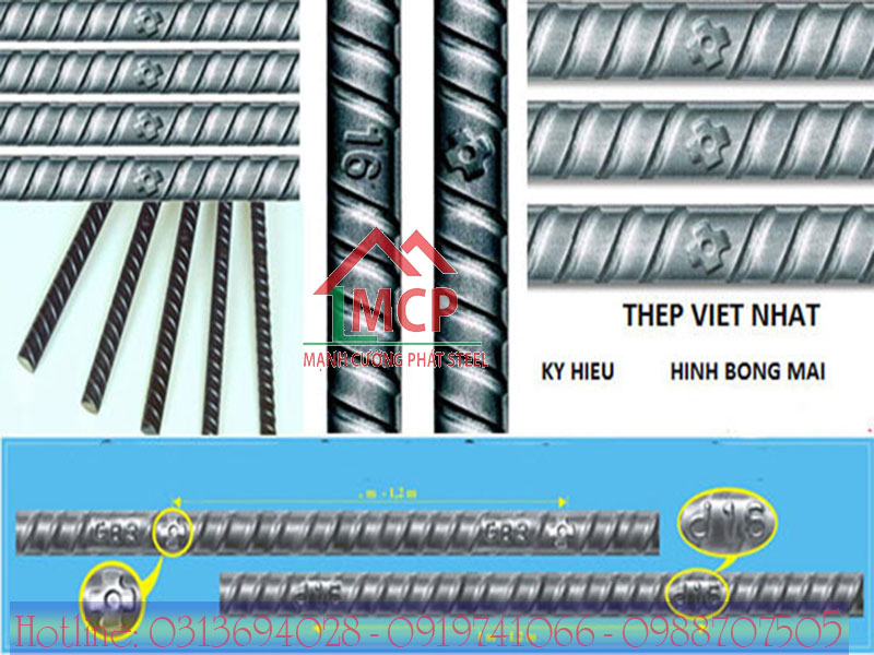 Price list of Japanese-Vietnamese steel built in late April 2020