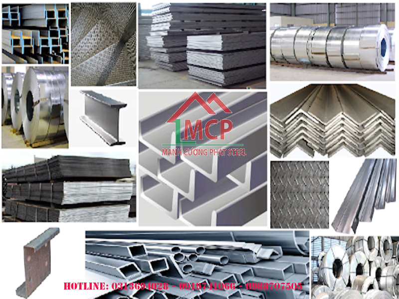 Price list of construction steel at the end of April 2020