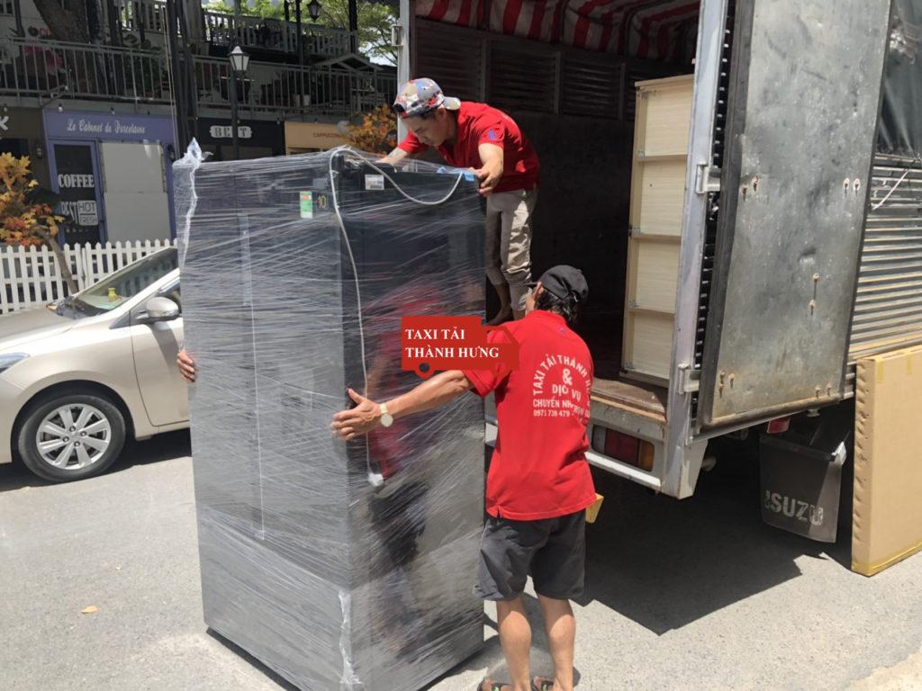 chuyển nhà thành hưng,Dịch vụ taxi tải Thành Hưng quận Bình Tân