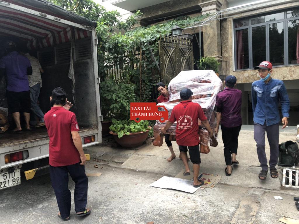 chuyển nhà thành hưng,Dịch vụ taxi tải Thành Hưng quận 5