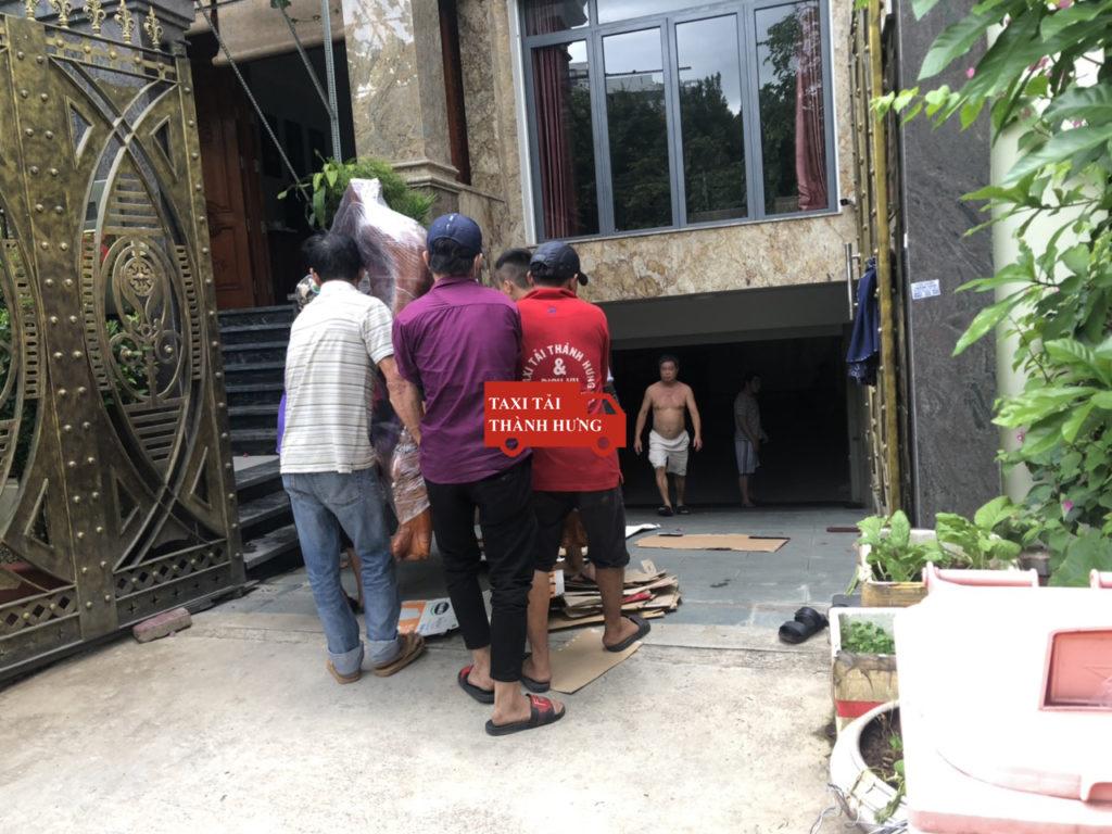 chuyển nhà thành hưng,Dịch vụ taxi tải Thành Hưng quận 6