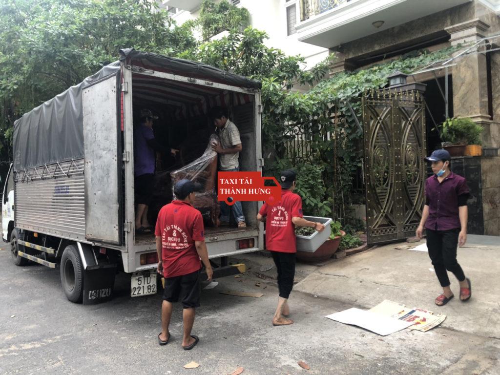 chuyển nhà thành hưng,Dịch vụ taxi tải Thành Hưng quận 2