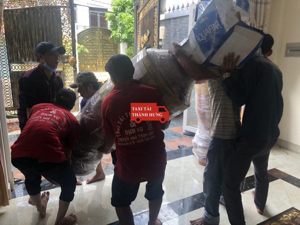 chuyển nhà thành hưng,Dịch vụ taxi tải Thành Hưng quận 11