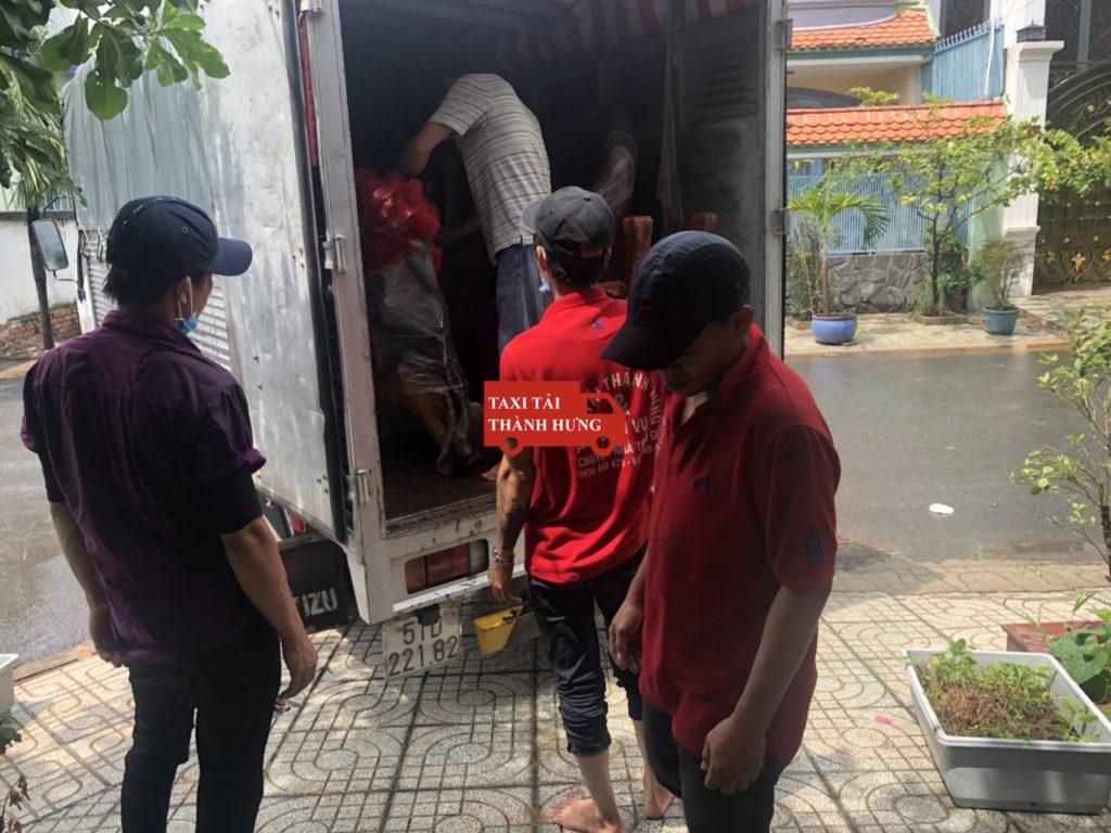 chuyển nhà thành hưng,Dịch vụ taxi tải Thành Hưng quận 10