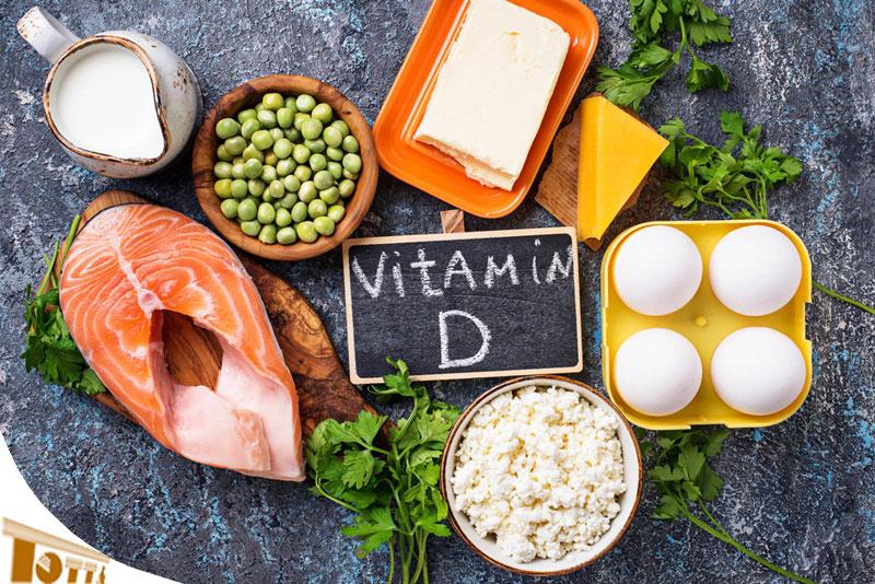 Biểu hiện của trẻ nhỏ thiếu Vitamin D