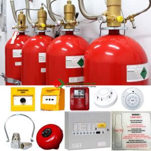 Lắp đặt hệ thống chữa cháy Novec 1230