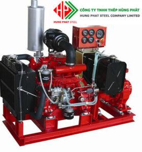 máy bơm chữa cháy chạy điện
