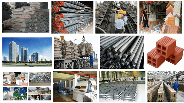 Top 10 công ty phân phối vật liệu xây dựng chuyên nghiệp tại Tphcm