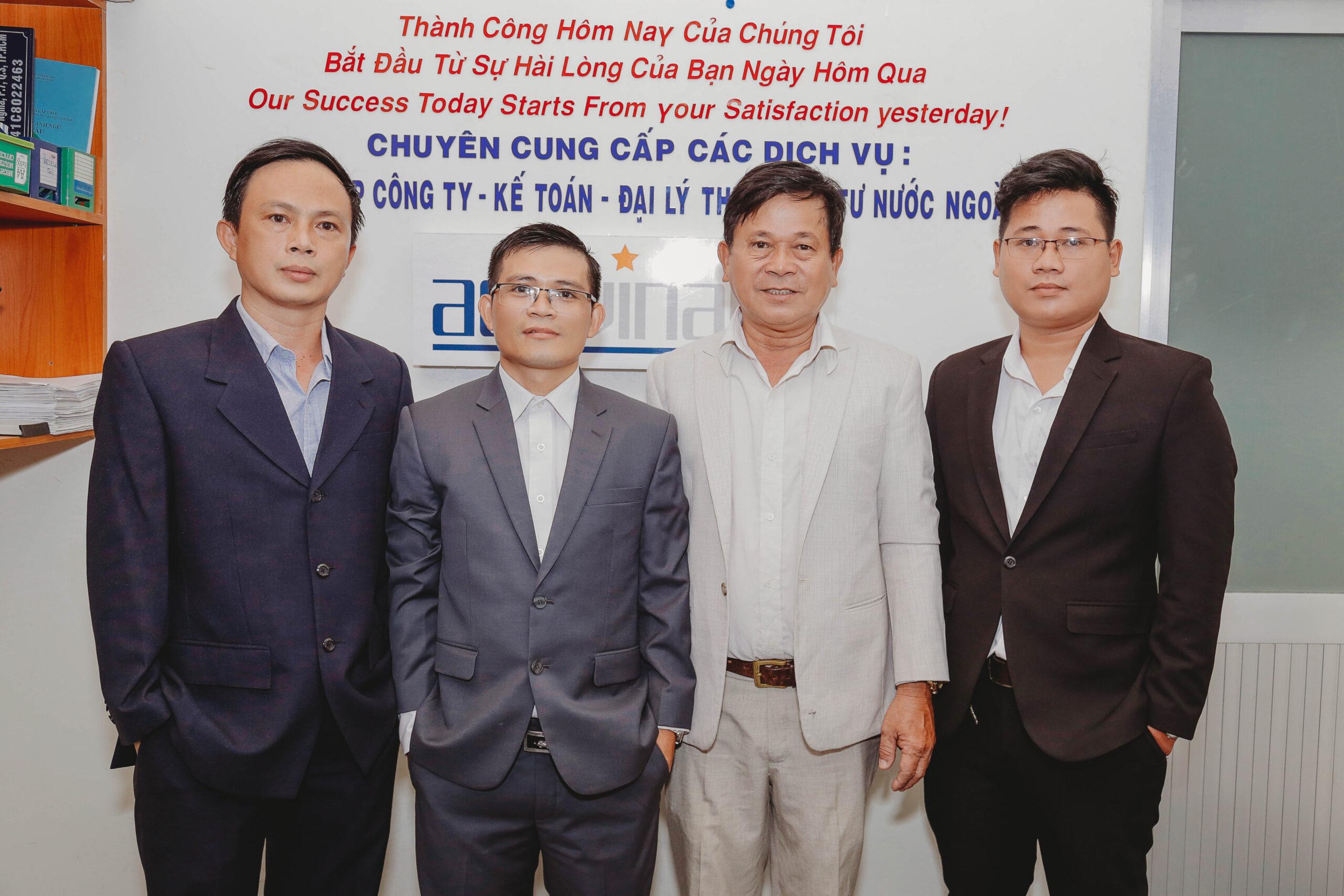 Dịch Vụ Thành Lập công ty tại quận 4 năm 2021