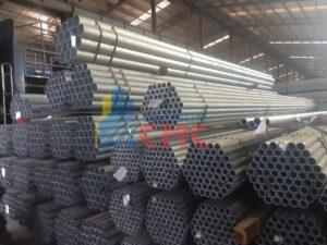 Cập nhật bảng báo giá thép ống mạ kẽm tại Tphcm mới nhất