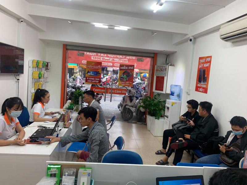 Trung tâm sửa chữa điện thoại Fastcare