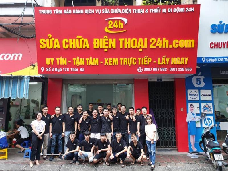 Trung tâm Sửa Chữa Smartphone24h
